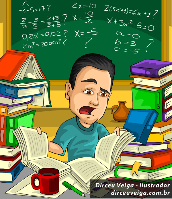 Ilustração para Capa de Livro